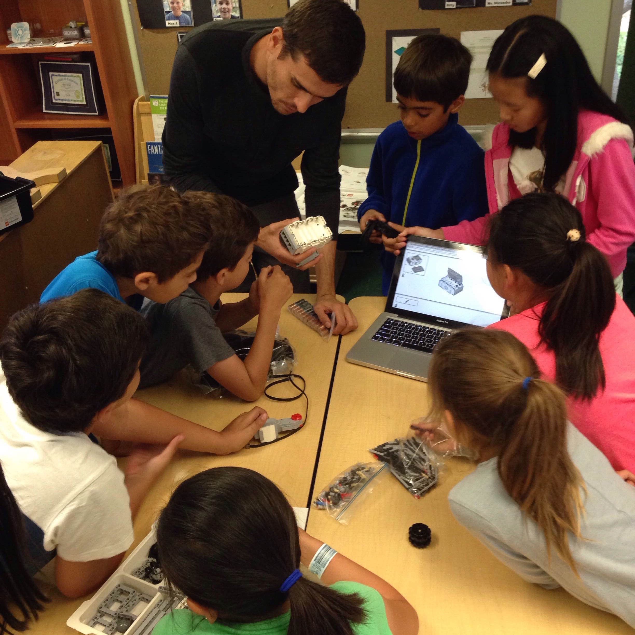Robotics, Engineering and Coding - Create, Make and Do with Technology