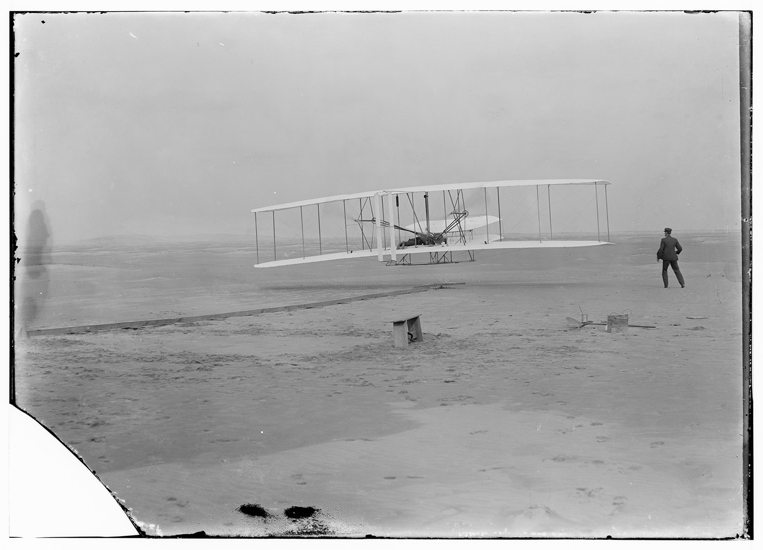 First Flight Kitty Hawk 1903 intended for human rights, the brothers wright and a dewey decimal rap inspire