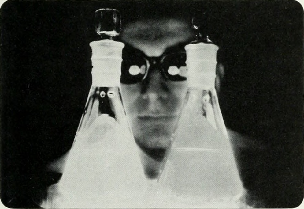 Image of Bell Telephone Scientist